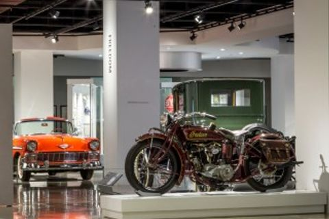 Petersen Museum's Blockbuster Exhibit To Showcase Over 40 Vehicles From Cult Movies And Video Games