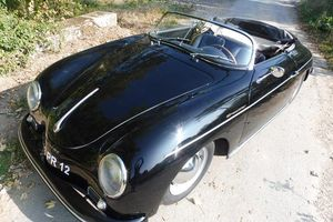 PORSCHE - 356 - Speedster - AT2 - 1600 Super - 1958