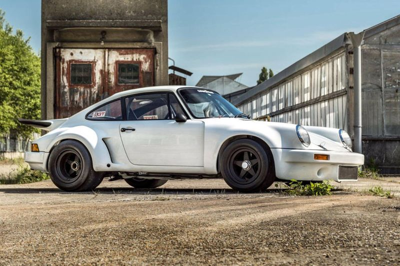 Porsche 911 Carrera RSR sells for €1.7m in Monaco