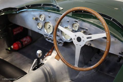 Raced, Restored, And Raced Some More, This Convair Mk1 Has Become An Heirloom