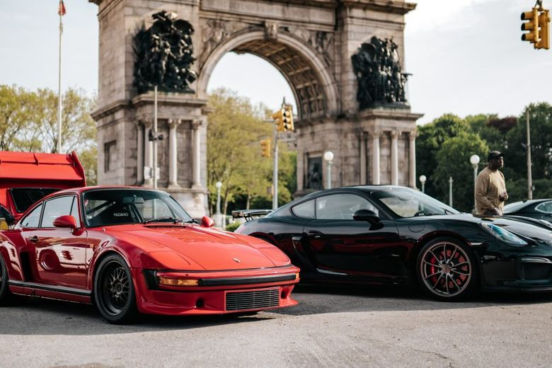 Rain Or Shine, CarPark NYC Puts On An Excellent Car Show In The Heart Of Brooklyn