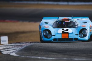 Rennsport Reunion VI Was A Porsche-Packed Weekend Of Classic Motorsport
