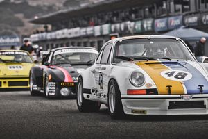 Rennsport Reunion was Porsche's greatest 70th birthday party yet
