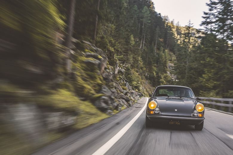 Rethinking the Porsche 912 with design master Carl Gustav Magnusson