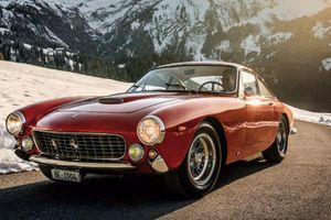 Ring in 2020 with a new car from Oldtimer Galerie Toffen in Gstaad