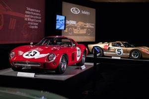 RM Sotheby's just sold a Ferrari 250 GTO for $48.4m – a new World Record