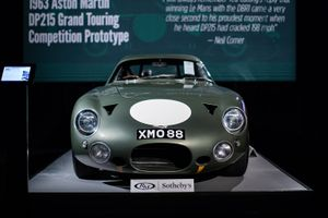 RM Sotheby's sells unique Aston Martin DP215 for $21.5m in Monterey