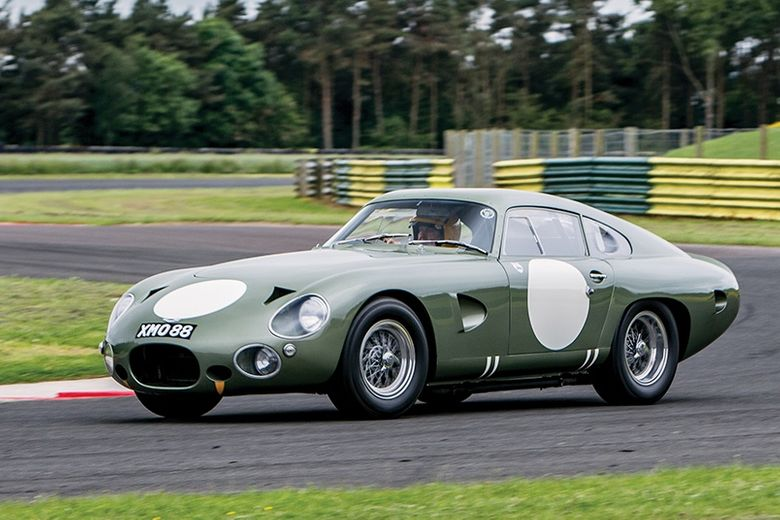 RM Sotheby's to sell unique ex-Le Mans Aston Martin DP215 in Monterey