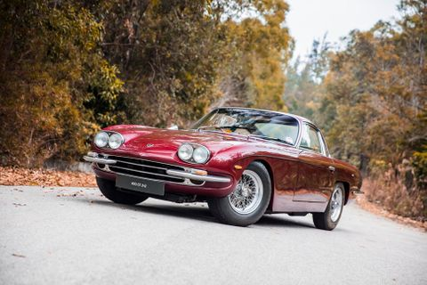 Rock star cars up for auction at Goodwood Members' Meeting