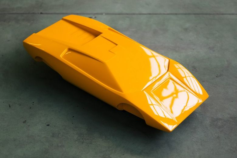 Scale Models From The Source Are Just One Piece Of This Upcoming Bertone Auction
