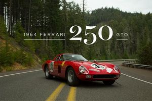 Driving This Ferrari GTO Is a Certain Kind of Ecstasy