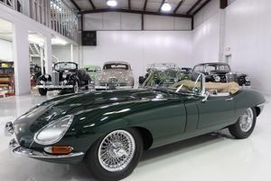 1962 Jaguar E-Type SI