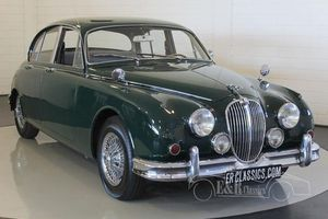 Jaguar Mk2 3.8 1966 overdrive direction assistée