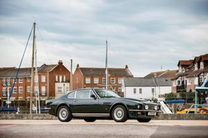 1989 Aston Martin V8 Vantage X-Pack Sports Saloon
