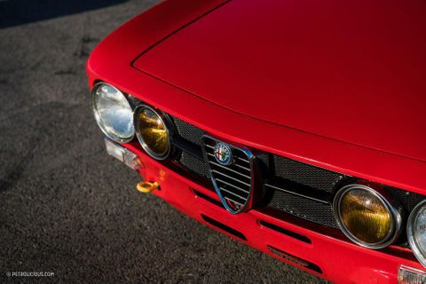 GALLERY: Go Behind The Scenes On Our 1973 Alfa Romeo GTV 2000 Film Shoot