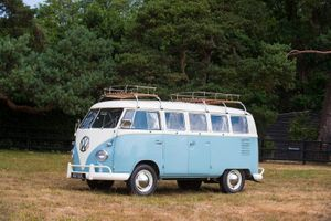 1962 Volkswagen Type 2 'Split Screen' Camper Van