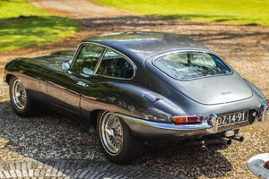 Timeless Elegance And A Few Modifications Create An Ideal E-Type Experience