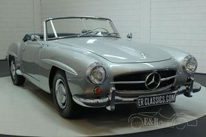 Mercedes-Benz 190SL 1955 restauree