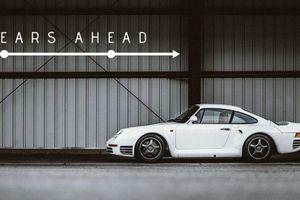 1987 Porsche 959: A Supercar Years Ahead Of Its Time