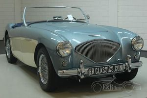 Austin-Healey 100-4 BN1 1954 restaurée