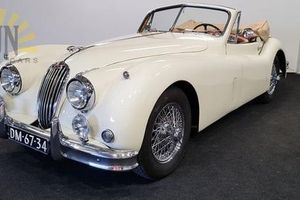 Jaguar XK 140 DHC 1956, matching numbers
