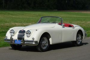 JAGUAR - XK 150 - 3.4 l - S ROADSTER - 1958