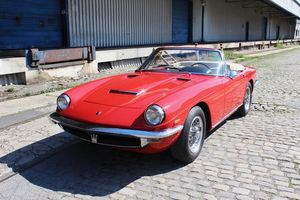 Maserati Mistral 3700 Convertible matching numbers