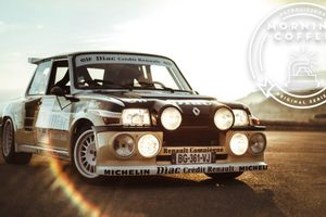 1983 Renault 5 Turbo II: A Group B Homage