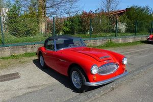AUSTIN-HEALEY - 3000 - BJ 8 - Rouge
