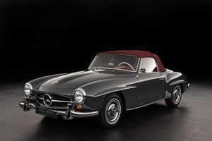 1960 Mercedes-Benz SL 190