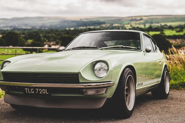 Is This The Perfect Evolution Of The 240Z Experience? Probably.