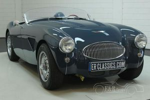 Austin Healey 100-4 BN1 1955 restaurée