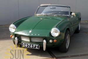 Triumph Spitfire MK2 1968, British Racing Green