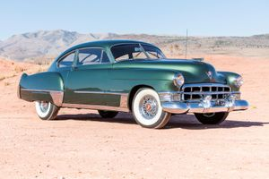1949 Cadillac Series 61 Club Coupe
