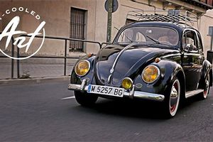 This 1953 Volkswagen Beetle Is Simply Air-Cooled Art?