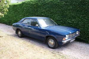 1971 Ford Cortina III 1600L Saloon