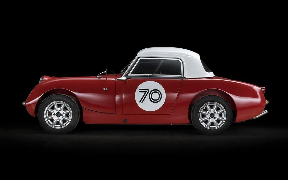 1960 austin healey sprite voiture de collection vendre. Black Bedroom Furniture Sets. Home Design Ideas