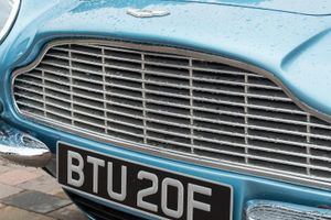 1964 Aston Martin DB6 Sports Saloon