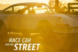This 1973 Porsche 2.7 Carrera RS Is a Race Car for the Street