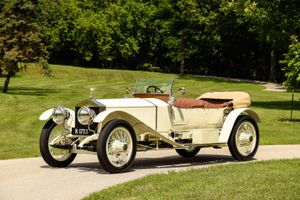 1913 Rolls-Royce 40/50HP Silver Ghost London-Edinburgh Tourer
