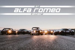 An Alfa Romeo Affair – Driving the Giulia, 4C, GTA, Montreal, and Giulietta at Willow Springs