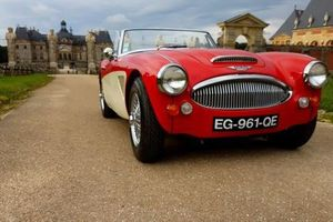 AUSTIN HEALEY -MKIII BJ8 - 1966
