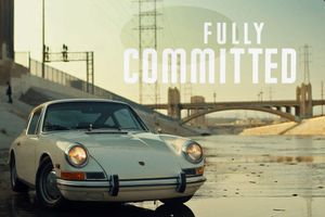 This Porsche 912 Is Fully Committed