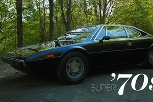Live the Super '70s in a Ferrari 208 GT4