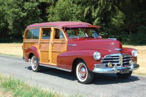 1948 Chevrolet Fleetmaster 'Woodie' Station Wagon