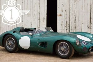 1956 Aston Martin DBR1: A British Racing Rarity