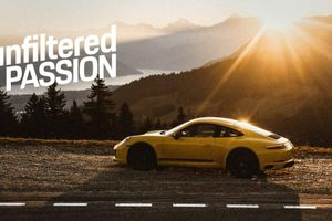 Porsche 911 Carrera T: Unfiltered Passion