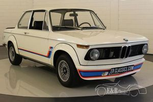 BMW 2002 Turbo Look 1974 matching numbers
