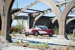 1961 Chevrolet Corvette C1 Roadster Project