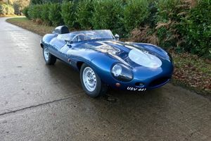 1967 Jaguar D-Type